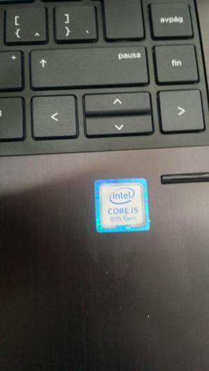 Vendo Hp Core I5 de 8 Generacion