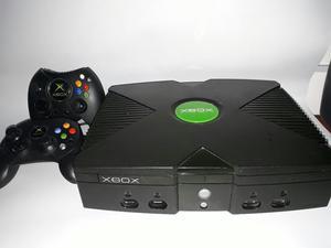 Xbox Clásico con 20 Juegos 2 Controles a