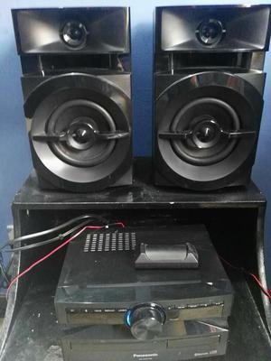Equipo de Sonido con Bluetooth Panasonic