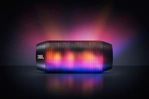 Parlante Jbl Flip Pulse Inalámbrico Bluetooth Led