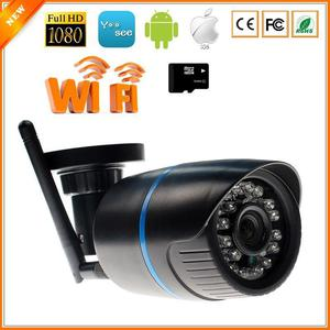 Seguridad a tu alcance Cámara Wifi Ip FULL HD p
