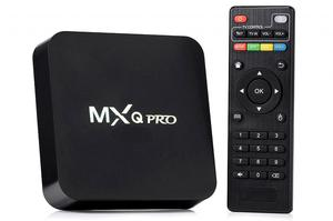TV BOX ANDROID TV 5.1 QUADCORE 1GB RAM X3 PRO