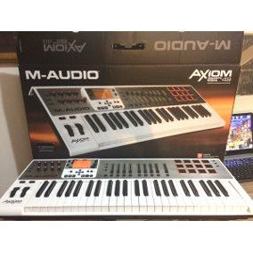 Teclado Controlador M Audio Axiom Air 49