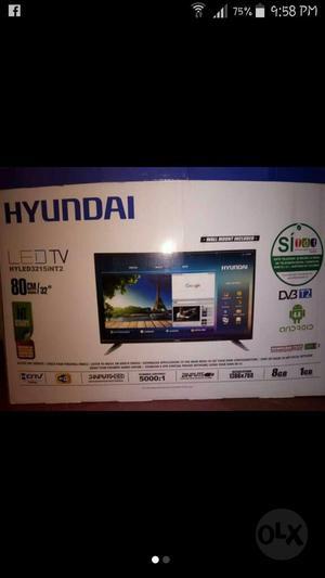 Televisor Hyundia 32 Pulgadas Smart Tv