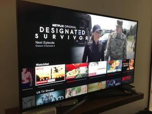 Televisor Samsung Smart 50 pulgadas 4K UHD