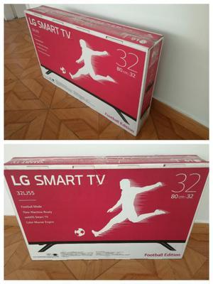 Tv Lg Led Smart Tv 32 Pulgadas Tdt Wifi