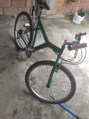 bicicleta montañera marco en Y, rin 26