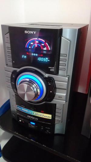 EQUIPO DE SONIDO SONY USB MP3
