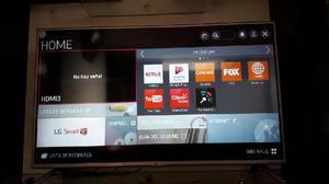 LG SMART TV DE 49 PULGADAS TOTAL MENTE FUNCIONAL INFO