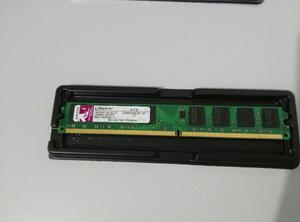 Memoria Ram Ddr2 2gb Marca Kingston Usada 800mhz.