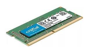 Memoria Ram Ddr4 De 16gb Para Portatil mhz (crucial)