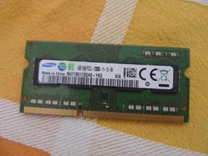 Memoria Ram Samsung Ddr3 L s  - N U E V A -