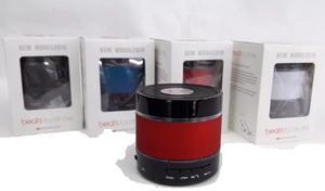 Parlante Bluetooth Beats Nuevo Garantizado Recargable