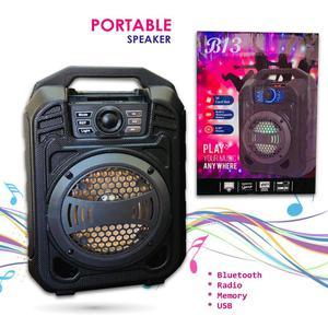 Speaker Parlante Bluetooth Portable B13