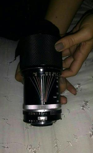 Vendo Lente Nikon Excelente Precio