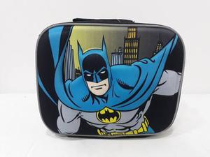 Lonchera Termica Escolar Dc Comics Batman