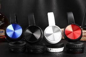 Audífonos Di Adema Plegables Mdr-xb400by Bluetooth