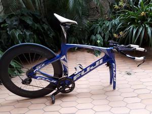 Fuji Norcom Straight 2.1 Contra Reloj Cir Itt Bicicleta