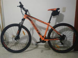 Vendo Bicicleta Optimus Sirius 29
