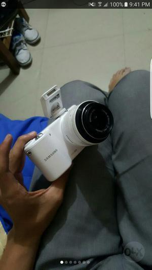 Camara Samsung Nx  Wifi, Nfc