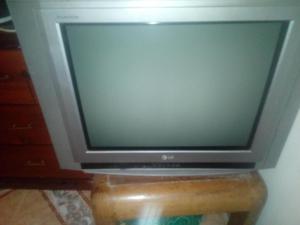 Televisor marca lg de 21 pulgadas