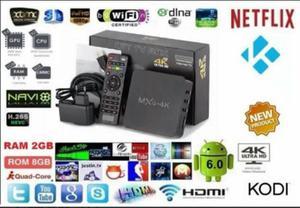 Tv Box Ott 4k 2gb Ram