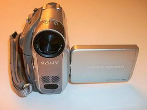 Videocamara SONY para repuestos o reparar