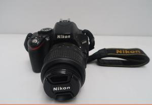 Cámara Nikon D  lente