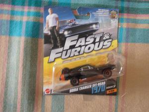 Dodge Charger OffRoad  de Rápido y Furiosos
