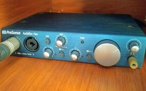 Interface Audio Presonus Audiobox Itwo
