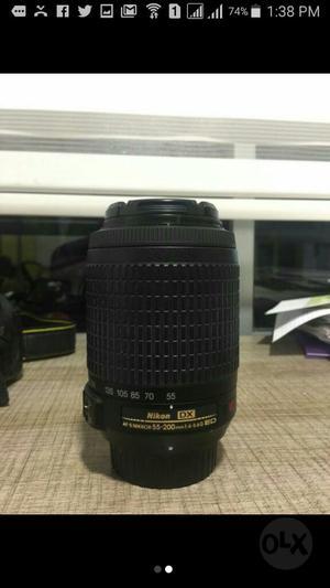 Lente Nikon  Vr