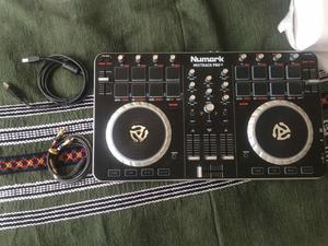 NUmark Mixtrack Pro II Controlador DJ con Interfaz de Audio