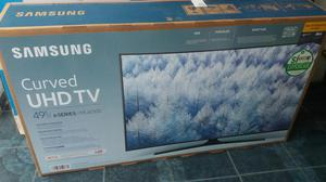 Televisor Samsung de 49 Curved Nuevo