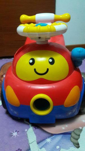 Vendo carrito mis primeros pasos y elefante tira posot class - Carrito andador bebe ...