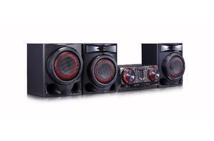 Equipo De Sonido Lg Cm Cjrms Watts Bluetooth Usb