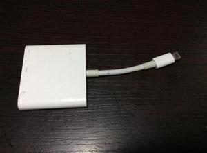 Adaptador Apple USB tipo C a HDMI USB 3.1