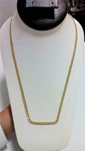 Cadena Oro Amarillo 18k Para Hombre Ref: