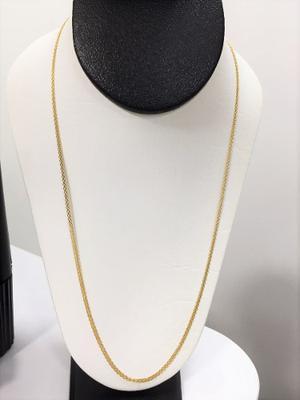 Cadena Para Hombre En Oro Amarillo 18k Ref: