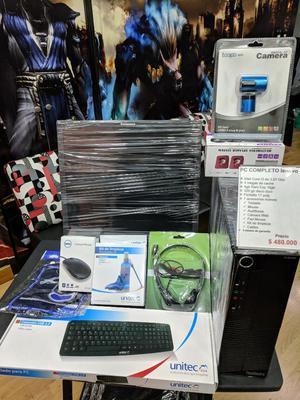 Lenovo Intel Core I3 con Accesorios