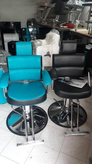 sillas de peluqueria,barberia, muebles de peluqueria