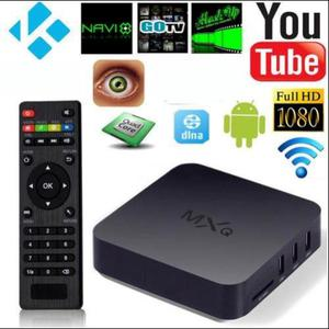 Convertidor Smart Tv Box Android Tv Mini Pc Youtube Netflix