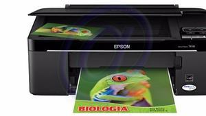 Impresora Multifuncional Epson Tx135 Para Repuestos