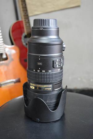 Lente Nikon mm f/2.8G ED VR II