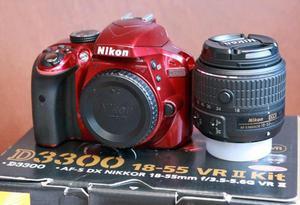 Nikon D Camara con cero disparo