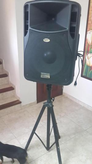 cabina de sonido