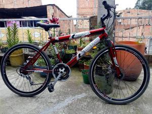 Bicicleta Mtb Todo Terreno Freno Disco