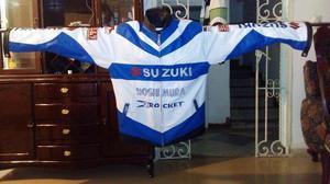 Chaqueta Moto Susuki GSX Yoshimura DRocket
