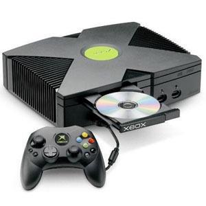 Xbox Clasica En Perfecto Estado