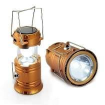 lampara camping linterna recarga solar y a energia