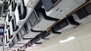 Vendo impresoras multifuncionales laser Hp m525